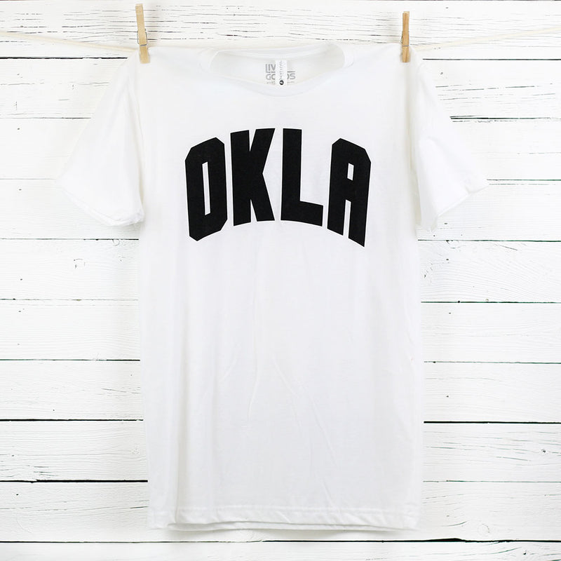 OKLA Sueded Tee