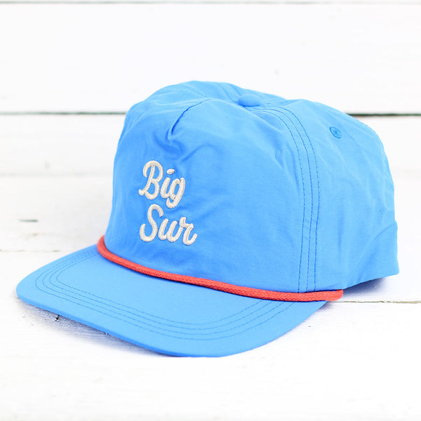 Big Sur Vintage Hat - Light Blue