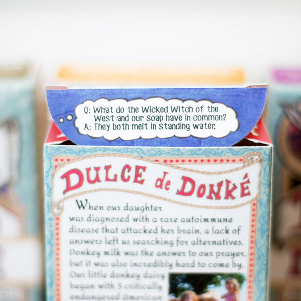 Dulce de Donke Milk Bar Soap