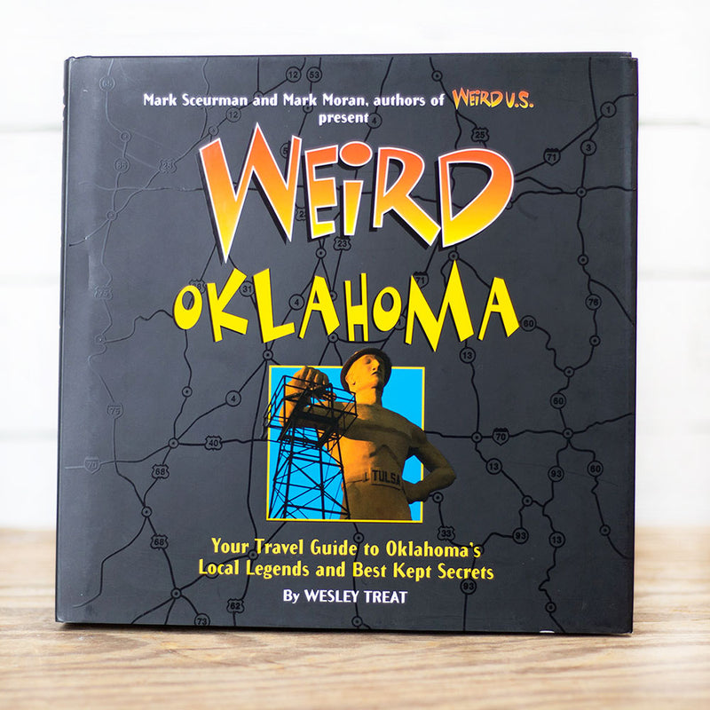 Weird Oklahoma Book