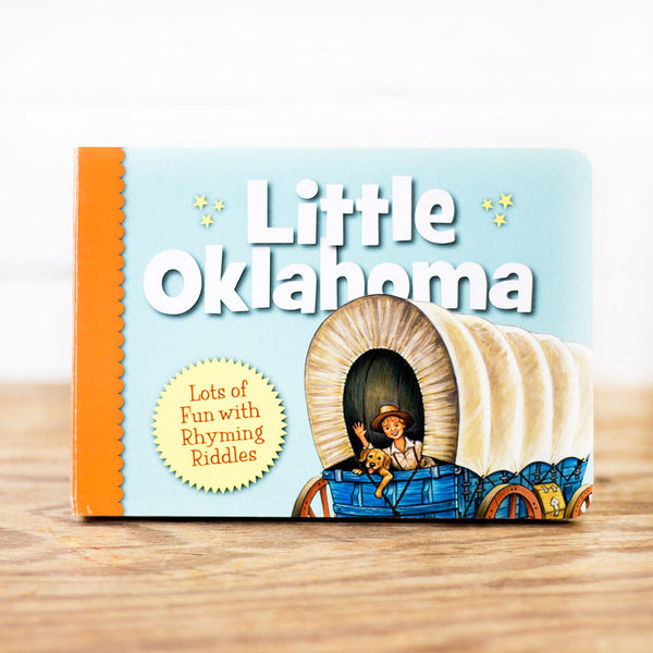 Little Oklahoma Board Book