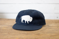 Ebbets Bison Hat