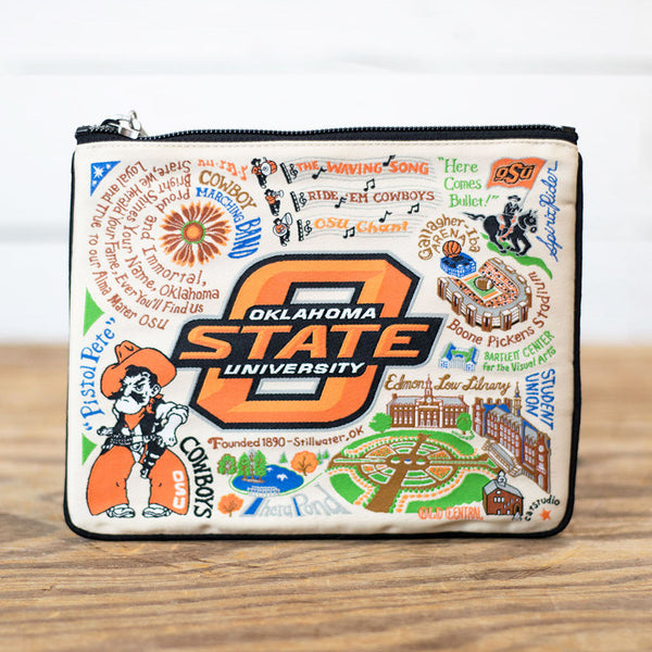 Oklahoma State University Pouch