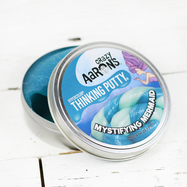 "Mystifying Mermaid 4"" - Thinking Putty"