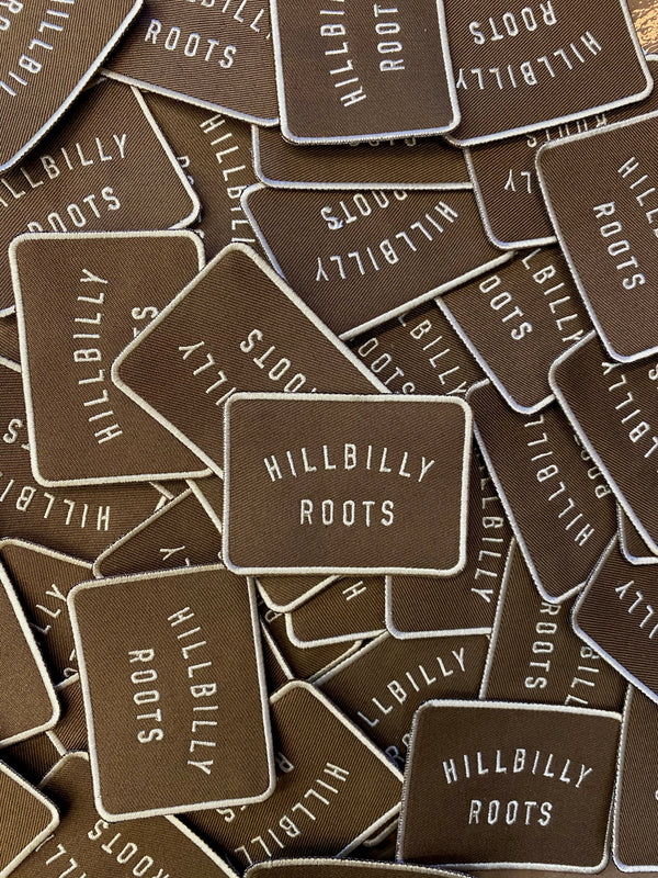 Hillbilly Roots Patch