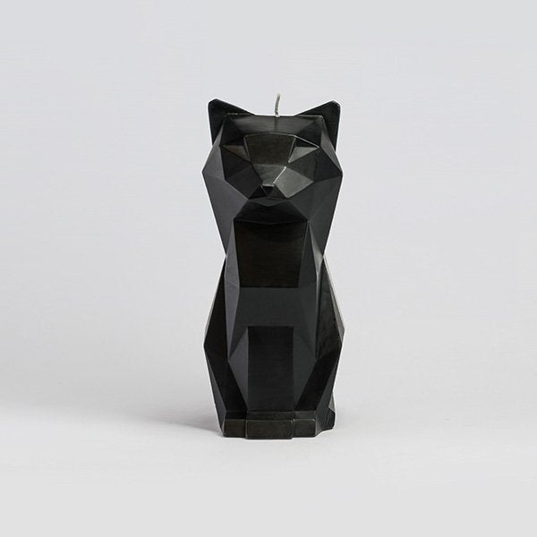 PyroPet Kisa Candle - Black