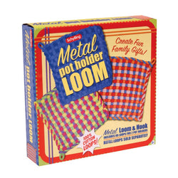 Metal Potholder Loom