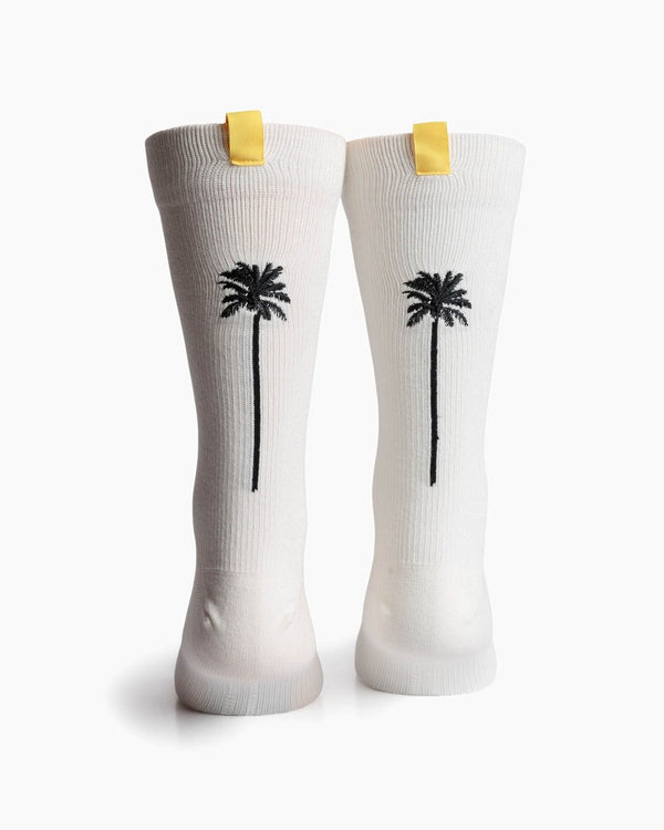 Coaster Socks - Ivory Yellow
