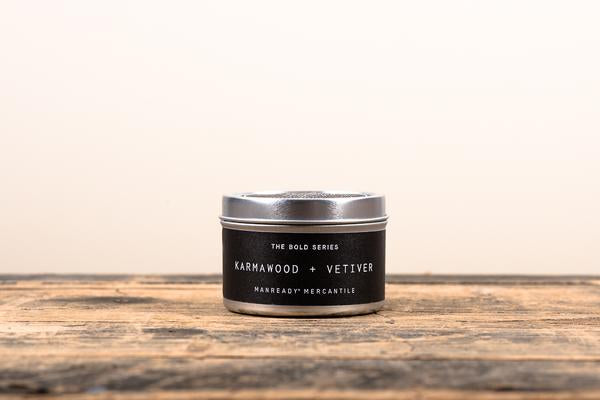 Manready Mercantile The Noble Series Soy Candle Travel Size