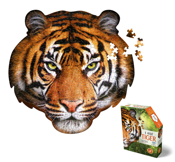I Am Tiger 300 pc Puzzle