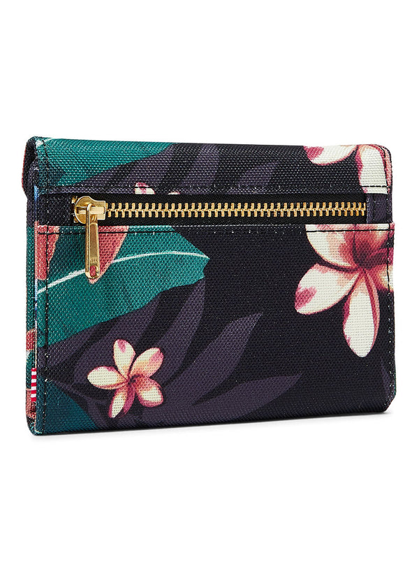 Orion Wallet - Summer Floral Black/Summer Floral Ash Rose