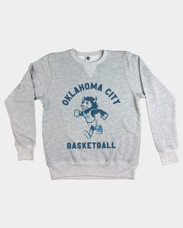 Throwback Rumble Pullover Sweatshirt