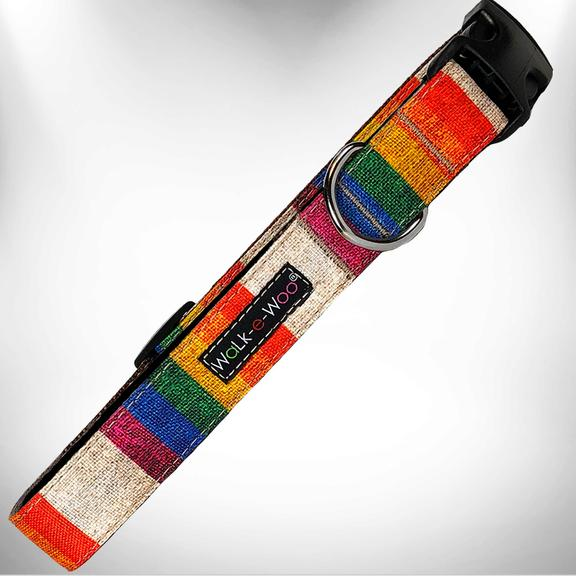 Rainbow Pride Collar - MD