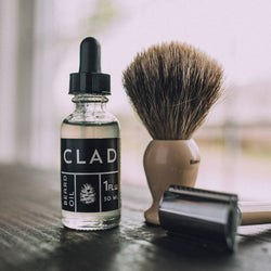 The Clad Stache Beard Oil - Clad