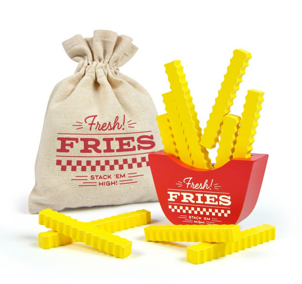 Fresh Fries - Stacking Game