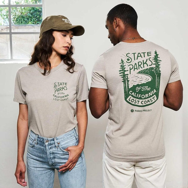 State Parks of the Lost Coast Tee