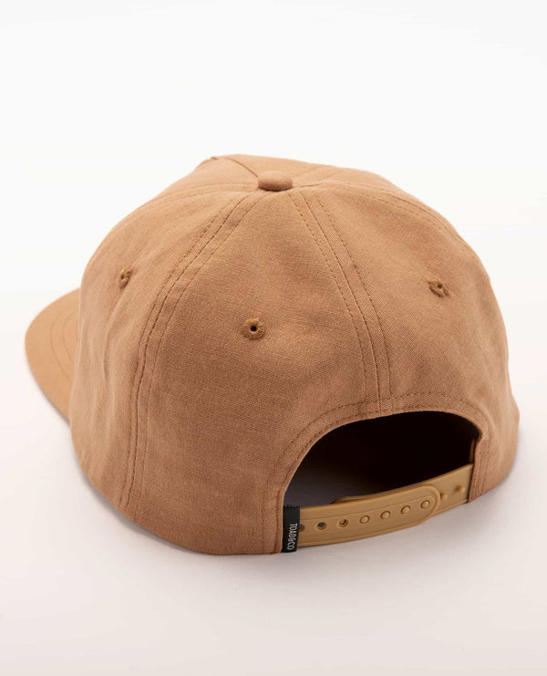 Save The Plant Go Nude Hat - Tabac Vintage Wash