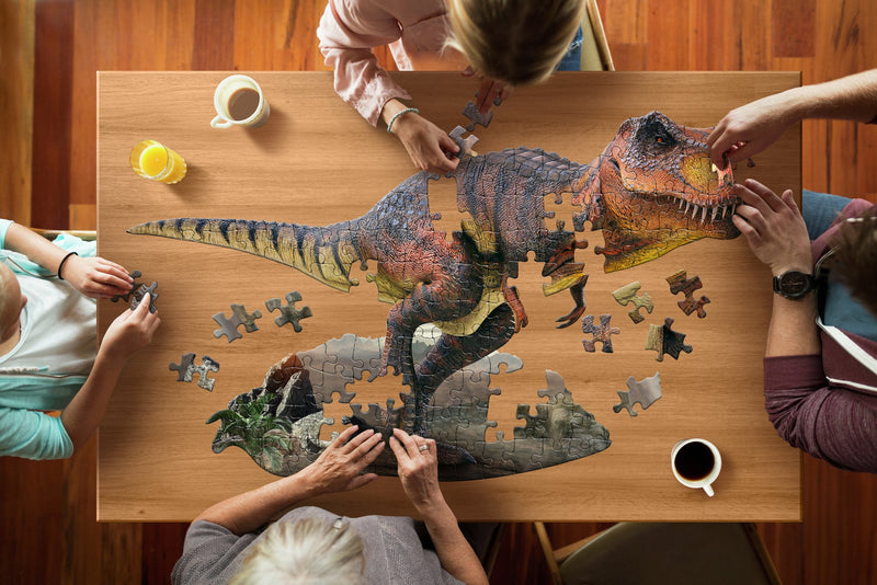 I Am T-Rex 100 pc Puzzle