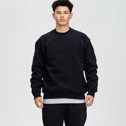 Heavy Fleece Crew Sweatshirt