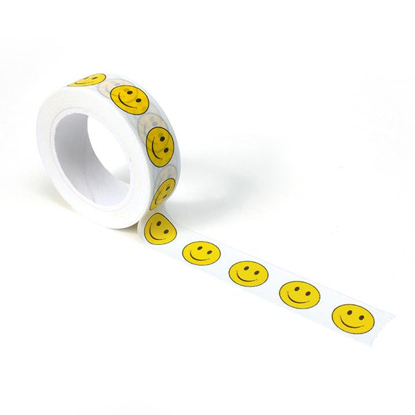 Smiley Face Washi Tape