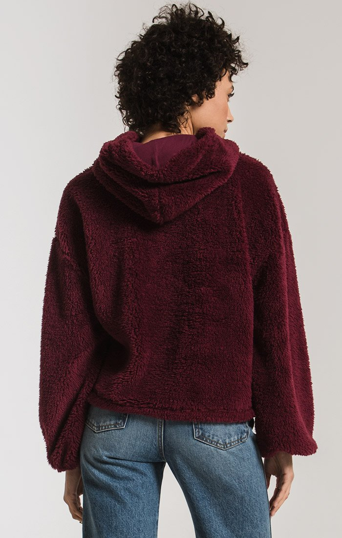 The Sherpa Pullover