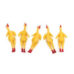 Accoutrements 3'' Rubber Chicken