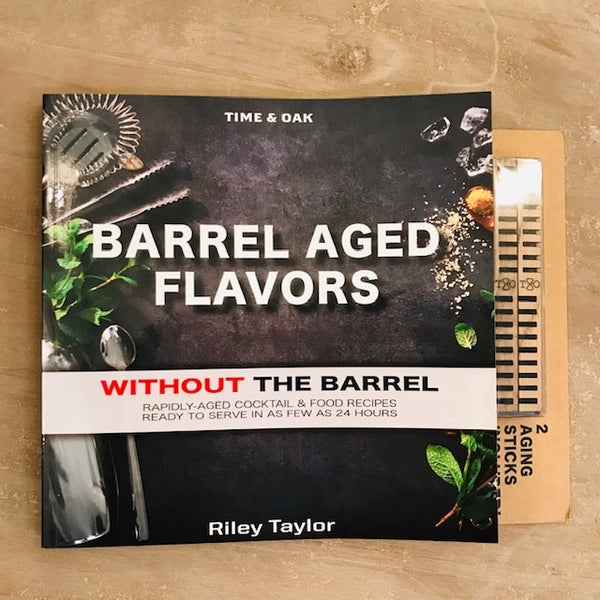 Barrel Aged Cookbook