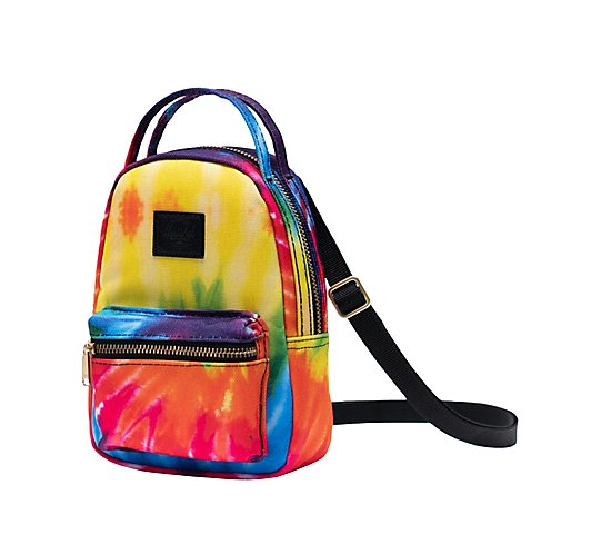 Nova Crossbody - Rainbow Tie Dye