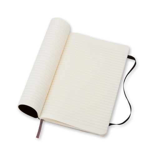 Classic Pocket Ruled Notebook - Black