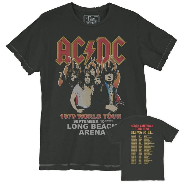 FINAL SALE AC/DC NA Tour 1979 Tee
