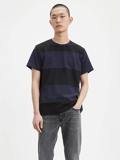 S/S Mightymade Pieced Tee