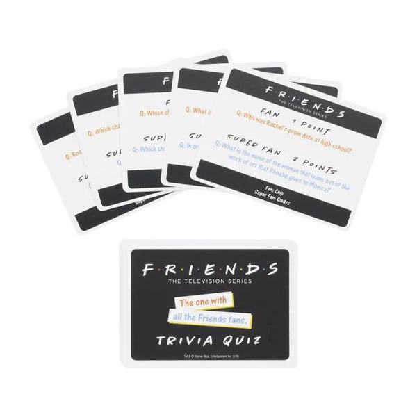 Friends Trivia Quiz