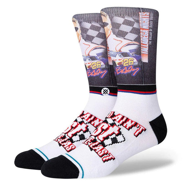 First You're Last Socks - White - LG