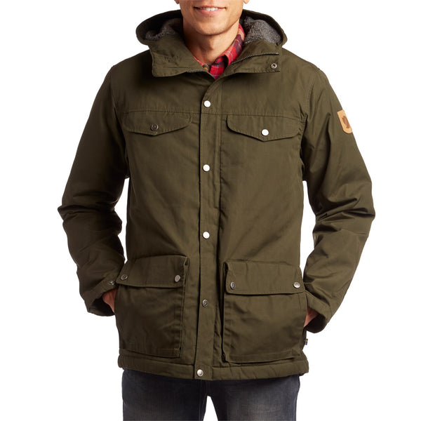 FINAL SALE Men's Greenland Winter Jacket