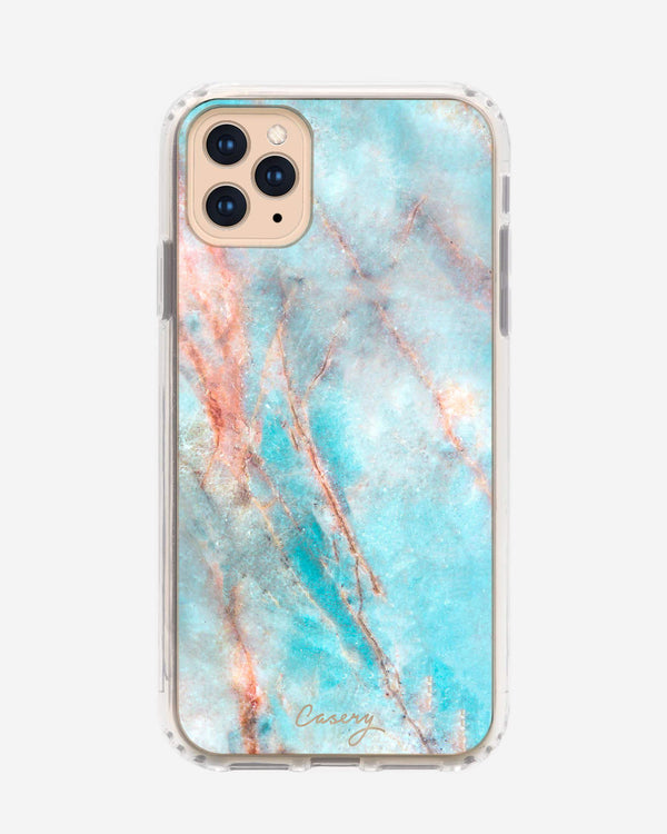 Frosty Marble iPhone Case