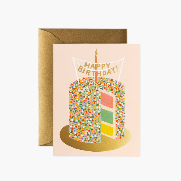 Layer Cake Card