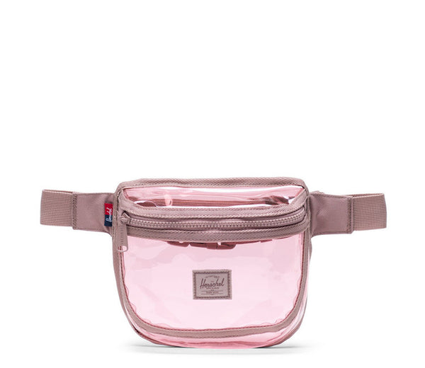 Fifteen Hip Pack | Clear - Ash Rose