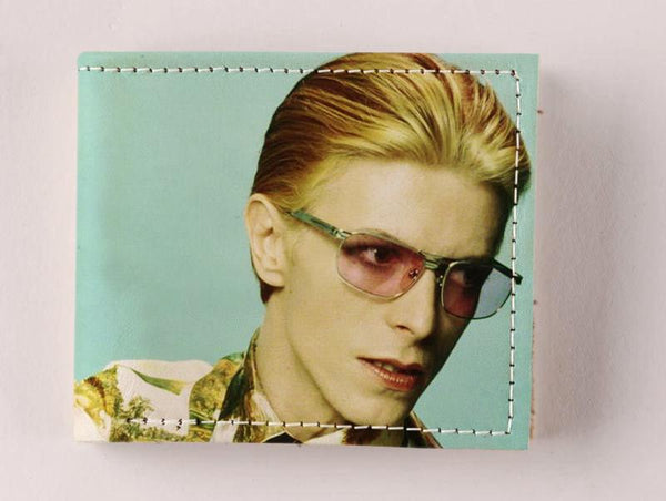 Backerton David Bowie Minimal Bifold