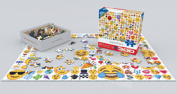 Emojipuzzle What's Your Mood? 300PC Puzzle