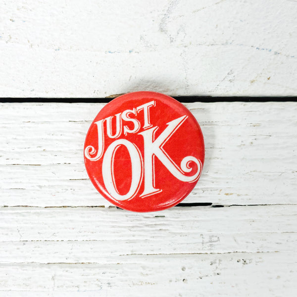 Just OK Button