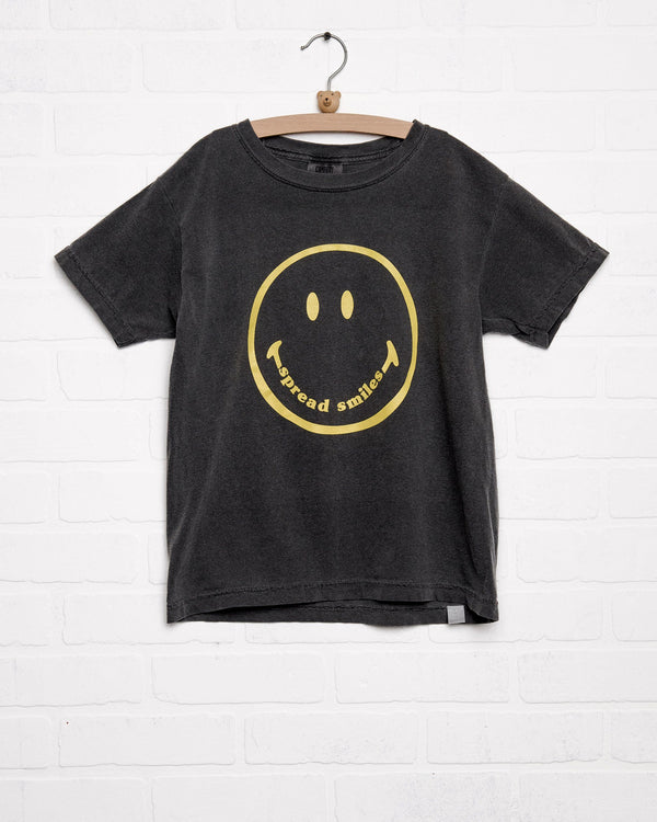 Kid's Spread Smiles Comfort Colors Tee