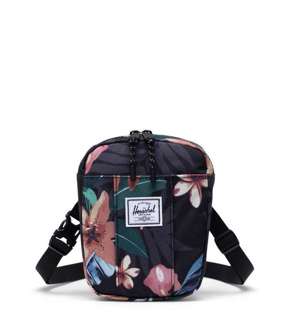 Cruz Crossbody - Summer Floral Black