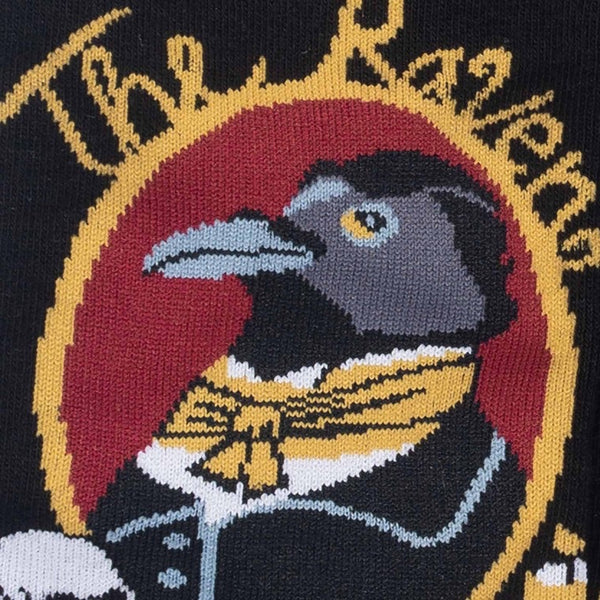 Men's Crew: Quoth the Raven