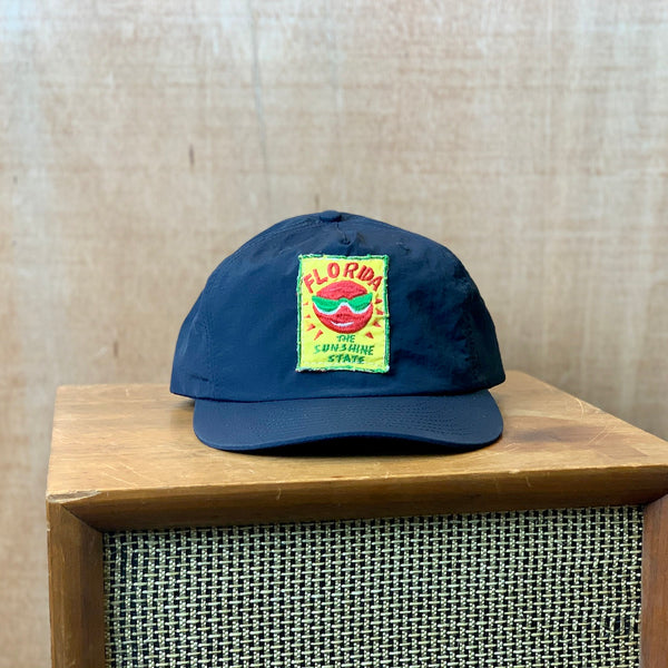 Vintage Florida Patch Cap
