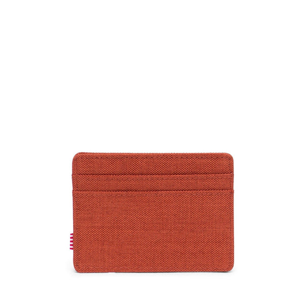 Charlie Wallet - Picante Crosshatch