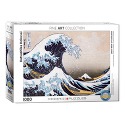 Great Wave of Kanagawa 1000PC Puzzle