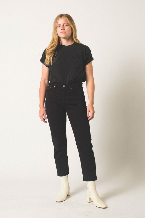 FINAL SALE Levi's Wedgie Icon Fit Straight Jeans