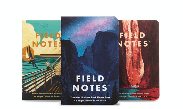 National Parks 3-Pack Series A