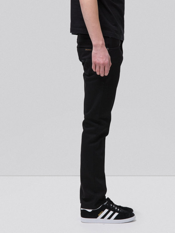 Nudie Dude Dan Dry Black Twill