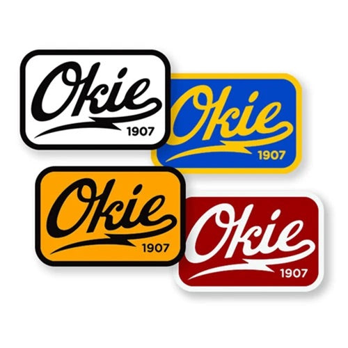 Okie 1907 Sticker